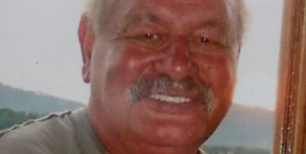 George Taiaroa's family say he was a man who loved life. Photo / Supplied