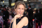 Renee Zellweger at the world premiere of <i>Bridget Jones's Baby</i>. Photo / AP