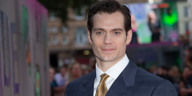 Henry Cavill admits he would have joined the army if acting hadn't worked for him. Photo / AP