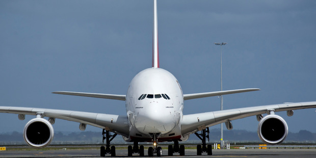 Emirates attacks Middle Earth, no Christchurch, with more A380s
