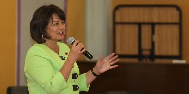 "Hekia Parata finds it ""bewildering"" and ""very disappointing"" that 60,000 educators are holding meetings to discuss the proposed sweeping changes to funding structure of education system.  Photo / NZME"