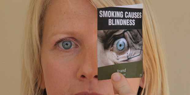 Loading Plain packaging for tobacco is on the way after legislation passed its final hurdle tonight.