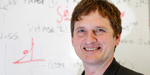 Auckland University cosmologist Professor Richard Easther. Photo: File
