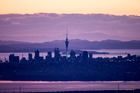 Despite the global instability there was little on the domestic horizon that would spoil New Zealand's economic party. Photo / Michael Craig