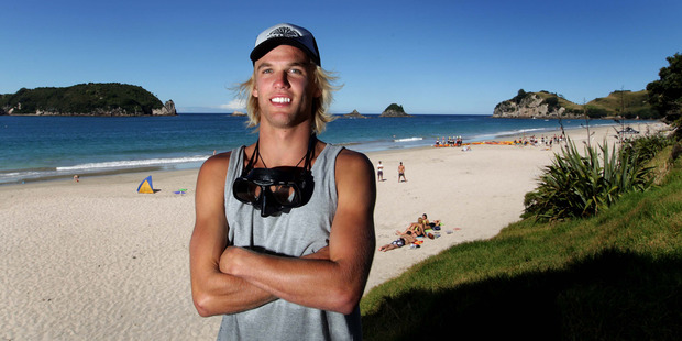 "Rhys Cochrane has been remembered for his ""huge smile and blond hair"". Photo / Alan Gibson"
