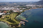 Rotorua (pictured) and Hamilton have both had increases of 17 per cent in all of their suburbs. Daily Post Photograph by Ben Fraser