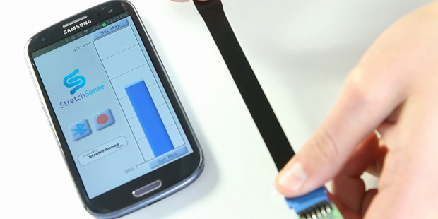 Kiwi company StretchSense has already taken wearable tech to new heights with its soft-sensor technology. Photo: File