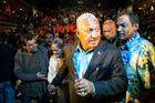 Fiji PM Frank Bainimarama. Photo / Michael Craig