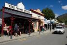 The mainstreet of Arrowtown, Otago. Photo / Alan Gibson.
