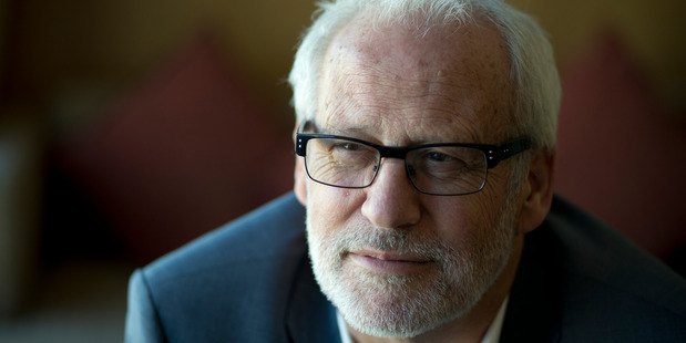 Dave Gibson, chief executive of the New Zealand Film Commission. Photo / Dean Purcell