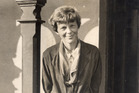 Amelia Earhart, first woman to fly solo over the Atlantic.