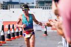 Triathlete Tim Reed. Photo / Jason Dorday
