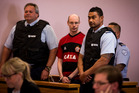 Phillip John Smith stands in the dock at the Auckland District Court. Photo / Dean Purcell