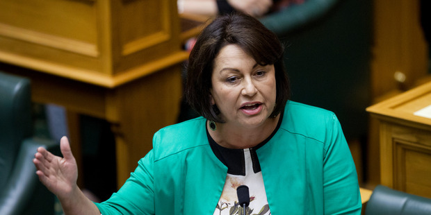 Eduaction Minister Hekia Parata wants to scrap the decile system and overhaul school funding. Photo by Mark Mitchell, NZ Herald.