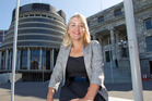 Nikki Kaye, at Parliament in 2013. PHOTO/Mark Mitchell NZH