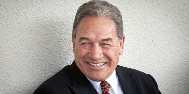 Winston Peters comes in for his fair share of media criticism, but most of it's deserved. Photo / Andrew Warner