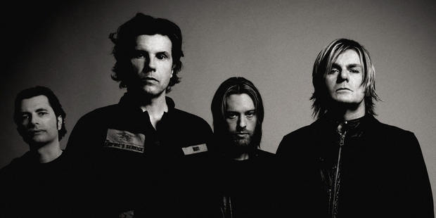 The Cult are heading to New Zealand for two concerts in November.