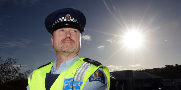Eastern District Road Policing manager, inspector Matt Broderick says police will be taking precautions this weekend. Photo/ file