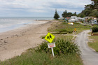 DEADLY: A coroner has released a report into a diving death on Pourerere Beach. PHOTO FILE