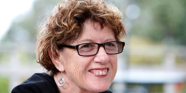 Whangarei mayoral candidate Kay Brittenden. Photo / Michael Cunningham