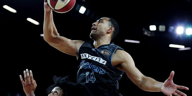 SELFIE TIME: Meet the NZ Breakers at Red Square in Tauranga on Tuesday. PHOTO: FILE