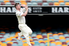 There's no question Neesham is a gifted cricketer. Photo / Photosport