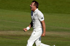 Neil Wagner has 94 wicket from 23 tests and was the clear pick of the New Zealand bowlers in Africa. Photo / AP
