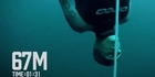 Watch: Watch: William Trubridge break world freediving record