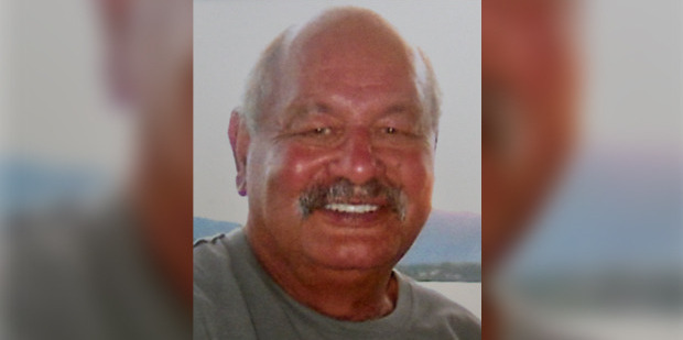 """Loading George Taiaroa was the """"stop-go"""" man who was murdered - a face of the anonymous roadworkers passed by thousands of motorists every day."""
