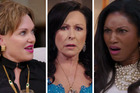 The Housewives react to Julia Sloane's
