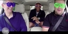 Watch: Carpool karaoke with Apple's Tim Cook