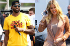 Tristan Thompson who plays basketball for the Cleveland Cavaliers has been seen out and about with Khloe Kardashian on numerous occasions. Photos / Getty Images