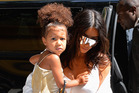 While celebrity names clearly inspired the list, North was not one of them. Photo / Getty