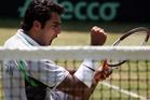 Aisam-ul-Haq Qureshi of Pakistan is refusing to play tennis in Christchurch. Photo / Getty