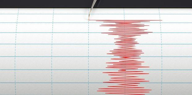 Loading A strong aftershock was felt in East Cape this morning.