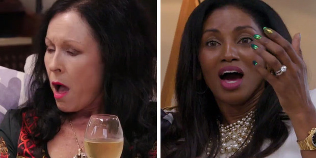 "Anne and Michelle react to Julia's idea of ""education""."