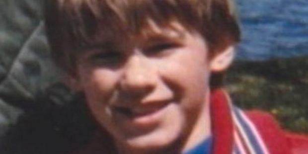 On October 22, 1989, Jacob Wetterling was abducted by a man wearing a mask and holding a gun. Photo / via Jacob Wetterling Resource Center