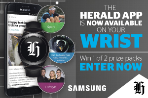 Win a brand new Samsung Gear S2 Classic watch and Galaxy S7 smartphone
