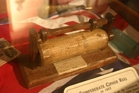 A Confederate cipher reel from The American Civil War offers a glimpse into old-time spying in the US. Photo / ideonexus