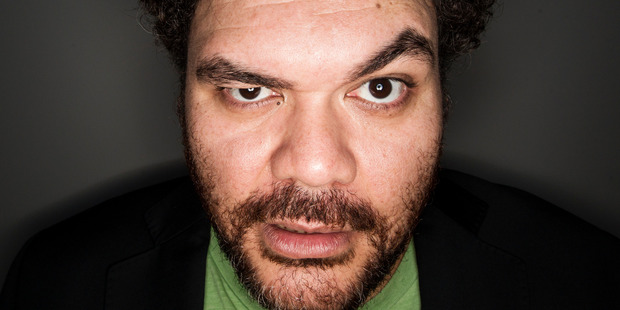 Josh Thomson, a rising star of New Zealand comedy, will star in his first feature film Gary of the Pacific early next year. Photo/Jason Oxenham