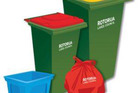 Delivery of wheelie bins to for Rotorua's new kerbside rubbish and recycling service begins this week.  Photo/Supplied