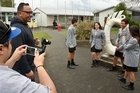 Nga Pumanawa e Waru has created a song, teaching it to pupils at 12 Rotorua schools. A camera crew has documented the process turning it into a music video