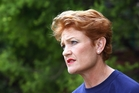 Pauline Hanson. Photo / Getty Images