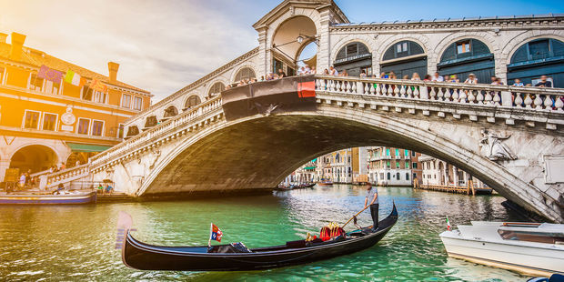 You'd think living in Venice would be the dream, but locals say they can't get necessities or afford rent. Photo / 123RF