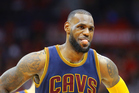 LeBron James in action for the Cleveland Cavaliers. Photo / Photosport