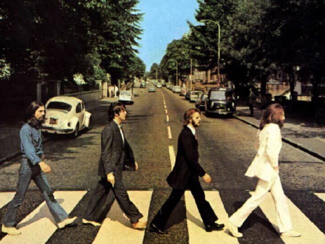 Paul has no shoes on people! It's surely proof enough.