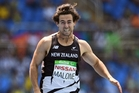 New Zealand's Liam Malone has potential to become a marketing giant.