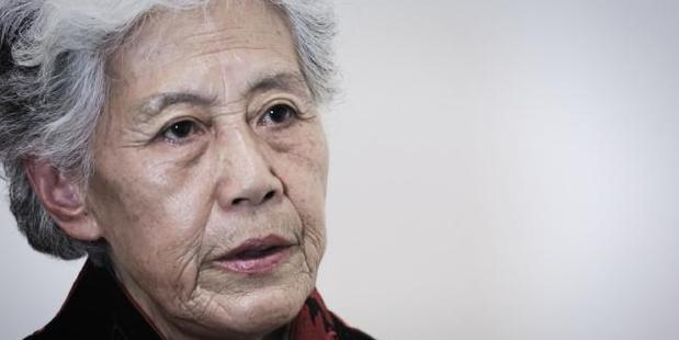 Chang Zhi Yue, 78, spent four years in prison for her spiritual beliefs. She was regularly beaten and tortured. Photo / news.com.au