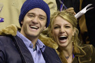 Justin Timberlake says reuniting with Britney Spears for a duet is a 'crazy idea'. Photo/AP