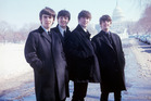 The Beatles: Eight Days a Week documentary, directed by Ron Howard, is in cinemas this September. Photos supplied by Studio Canal. NZH 08Sep16 - Historic footage of the Beatles from Eight Days A